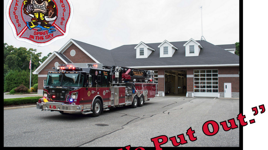 Centereach FD Celebrates EMS Week